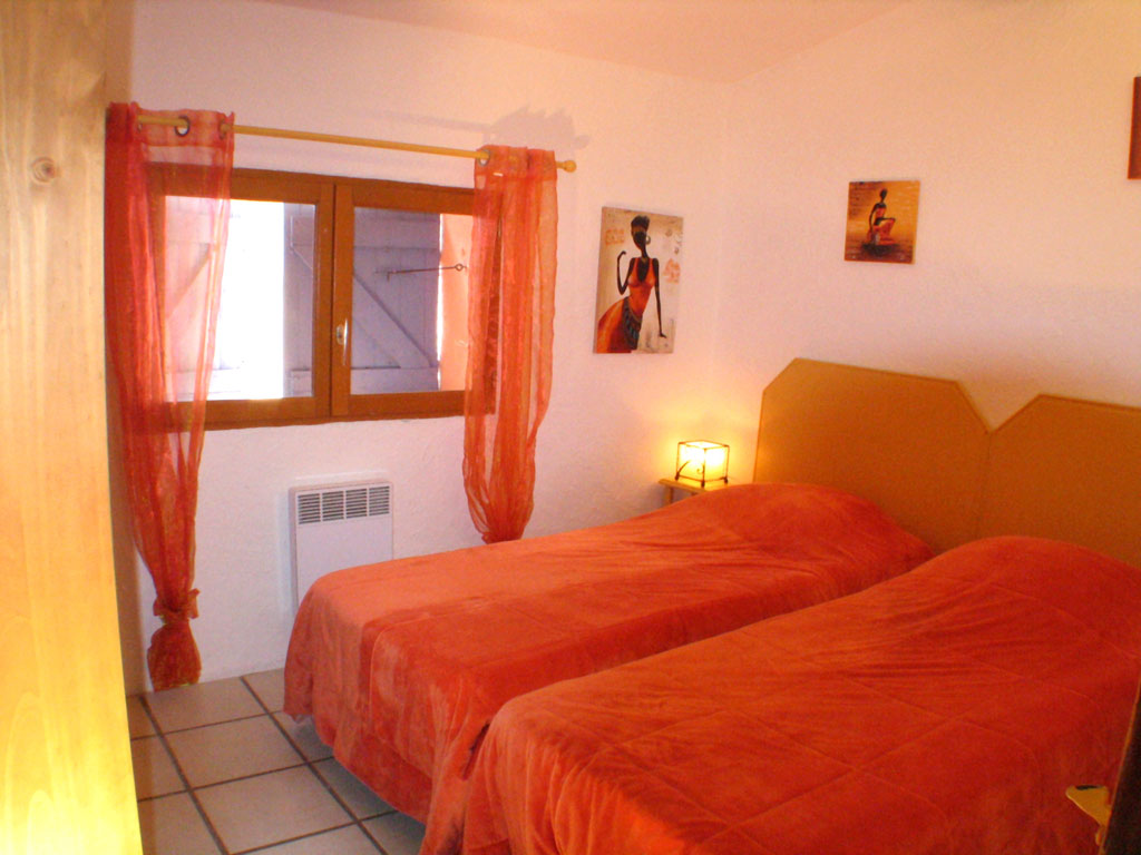 Bedroom 3 rooms apartment